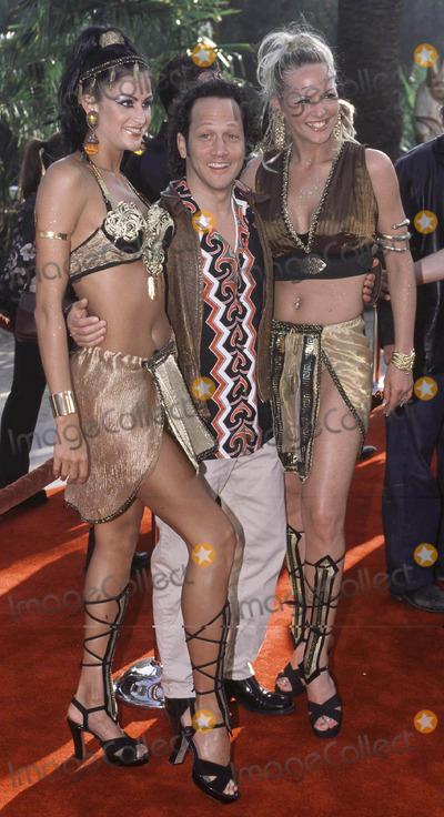 Rob Schneider Photo - Photo by Ilan Meiri 4_29_01Copyright Star Max 2001 The Mummy ReturnsUniversal AmpphitheaterUniversal City_CaliforniaRob Schneider and Friends