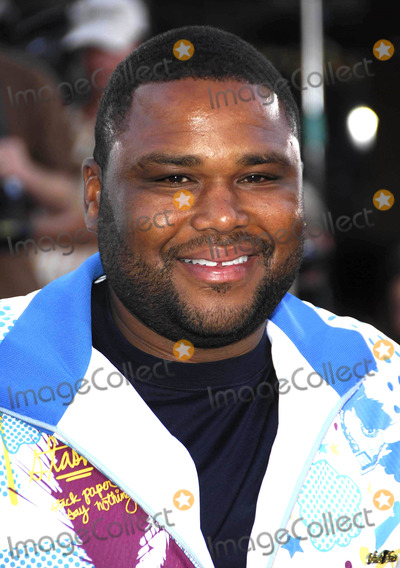 """Anthony Anderson Photo - Photo by: Michael Germana/starmaxinc.com2007. 6/27/07Anthony Anderson at the premiere of """"Transformers"""".(Los Angeles, CA)"""