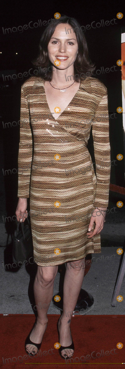 Jorja Fox Photo - Photo By Russ Einhorn 3_13_01