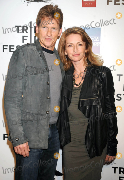 """Denis Leary, Ann Leary Photo - Photo by: Dennis Van Tine/starmaxinc.com2011. 4/20/11Denis Leary and Anne Leary at the premiere of """"The Union"""" at the Tribeca Film Festival.(NYC)"""