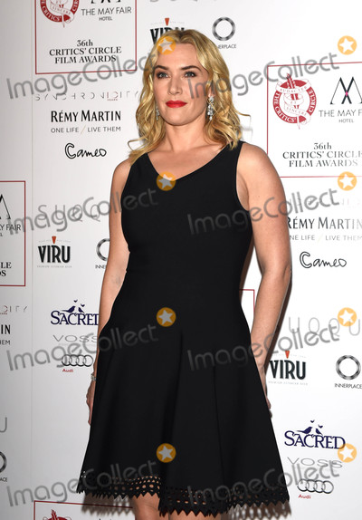 Kate Winslet Photo - Photo by: KGC-42/starmaxinc.comSTAR MAX2016ALL RIGHTS RESERVEDTelephone/Fax: (212) 995-11961/17/16Kate Winslet at The 2016 London Critics' Circle Film Awards(London., England)