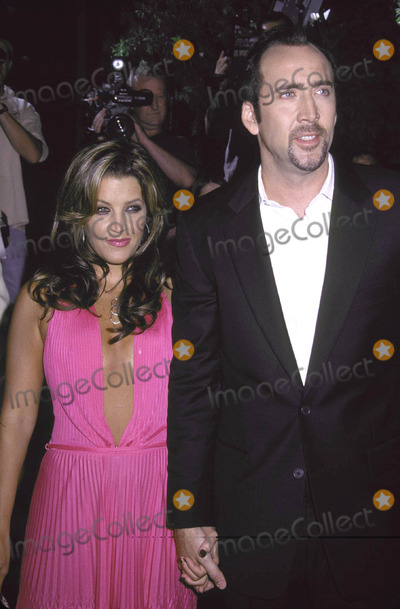 Lisa Marie, Lisa Marie Presley, Nicolas Cage, Lisa Maris Photo - Photo by Russ Einhorn 8/13/2001 Star Max, Inc. 2001Captain Corelli's MandolinThe Academy of Motion Picture Arts and SciencesBeverly Hills, CaliforniaLisa Marie Presley and Nicolas Cage No4