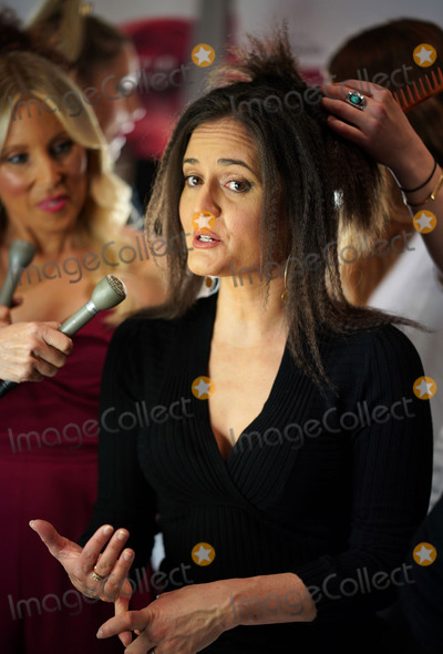 Photo - Photo by: zz/John Nacion/starmaxinc.comSTAR MAXCopyright 2019ALL RIGHTS RESERVEDTelephone/Fax: (212) 995-11962/7/19Danica McKellar backstage at The American Heart Association's Go Red For Women Red Dress Collection Fashion Show during New York Fashion Week in New York City.(NYC)