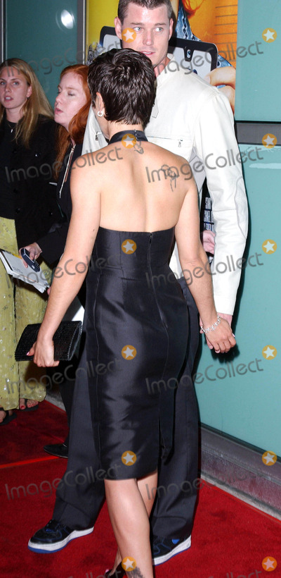 """Alyssa Milano, Chris Farley, Eric Dane Photo - Photo by: Lee RothSTAR MAX, Inc. - copyright 2003. 9/03/03Alyssa Milano and Eric Dane at the world premiere of """"Dickie Roberts: Former Child Star"""" benefitting the Chris Farley Foundation.(Hollywood, CA)"""