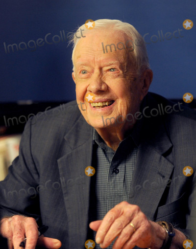 Jimmy Carter Photo - Photo by: Dennis Van Tine/starmaxinc.com