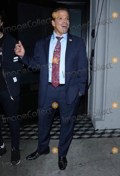 Photo - Photo by: OGUT/starmaxinc.comSTAR MAX2020ALL RIGHTS RESERVEDTelephone/Fax: (212) 995-11963/6/20Anthony Scaramucci is seen at Craig's Restaurant in Los Angeles, CA.