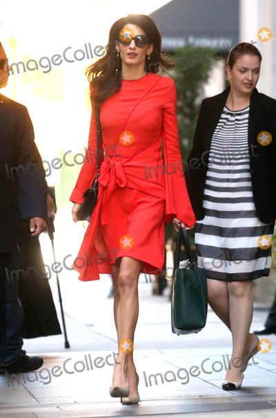 Amal Clooney Photo - Photo by: KGC-146/starmaxinc.com