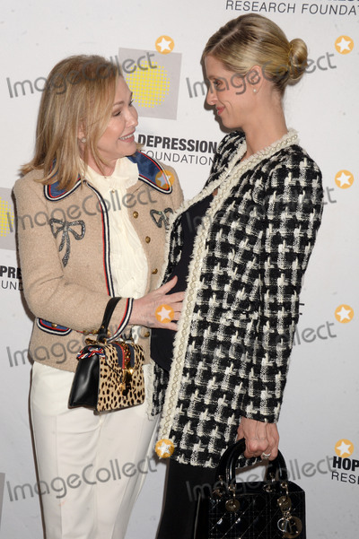 Kathy Hilton, Nicky Hilton Photo - Photo by: Dennis Van Tine/starmaxinc.comSTAR MAXCopyright 2017ALL RIGHTS RESERVEDTelephone/Fax: (212) 995-119611/8/17Kathy Hilton and Nicky Hilton Rothschild at the 11th Annual Hope For Depression Research Foundation HOPE Luncheon.(NYC)