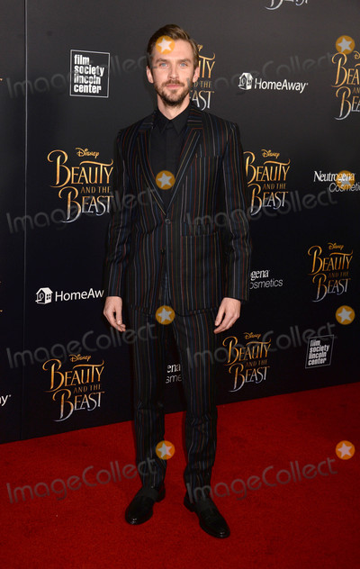 """Dan Stevens Photo - Photo by: Dennis Van Tine/starmaxinc.comSTAR MAX2017ALL RIGHTS RESERVEDTelephone/Fax: (212) 995-11963/13/17Dan Stevens at the premiere of """"Beauty And The Beast"""" in New York City."""