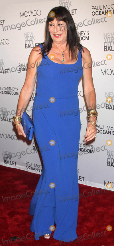 Angelica Huston Photo - Angelica Huston at the New York City Ballet Fall Gala. (NYC) 9/22/11