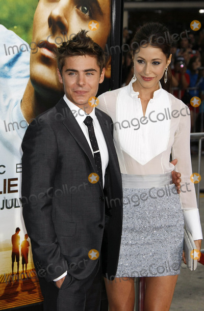 """Zac Efron, Amanda Crew, Amanda Crews Photo - Photo by: NPX/starmaxinc.com2010. 7/20/10Zac Efron and Amanda Crew at the premiere of """"Charlie St. Cloud"""".(Westwood, CA)***Not for syndication in France!***"""