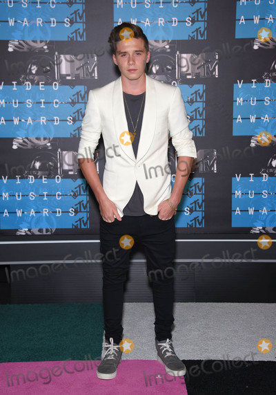 Brooklyn Beckham Photo - Photo by: KGC-11/starmaxinc.comSTAR MAX2015ALL RIGHTS RESERVEDTelephone/Fax: (212) 995-11968/30/15Brooklyn Beckham at the 2015 MTV Video Music Awards.(Los Angeles, CA)