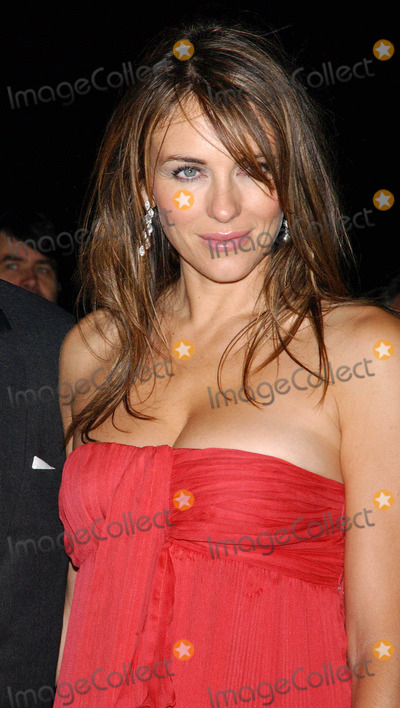 """Elizabeth Hurley Photo - Photo by: Walter Weissman/starmaxinc.com2006. 9/28/06Elizabeth Hurley at the """"Moet & Chandon Fabulous Fete"""", celebrating the champagne and 120 years of the """"Statute of Liberty"""".(NYC)"""