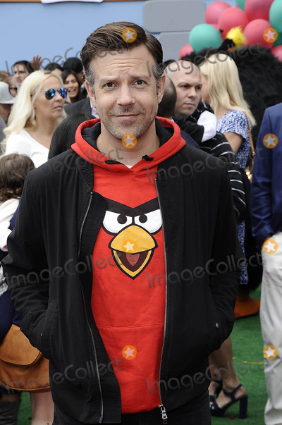 Jason Sudeikis, Angry Bird, Angry Birds Photo - Photo by: Michael Germana/starmaxinc.comSTAR MAX2016ALL RIGHTS RESERVEDTelephone/Fax: (212) 995-11965/7/16Jason Sudeikis at the premiere of 'Angry Birds'.(Los Angeles, CA)