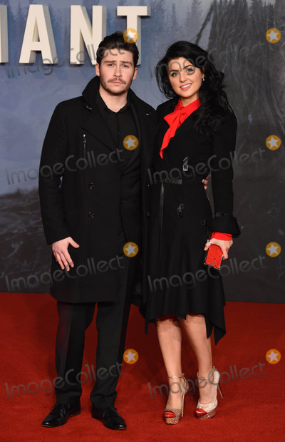 """Daniel Portman Photo - Photo by: KGC-03/starmaxinc.comSTAR MAX2016ALL RIGHTS RESERVEDTelephone/Fax: (212) 995-11961/14/16Daniel Portman is seen at the premiere of """"The Revenant"""".(London, England)"""
