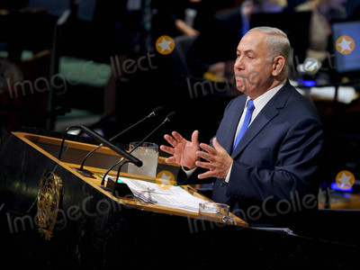 Benjamin Netanyahu, The Unit Photo - Photo by: Dennis Van Tine/starmaxinc.com