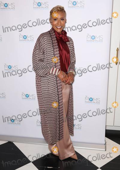 Adrienne Banfield-Jones Photo - Photo by: John Nacion/starmaxinc.comSTAR MAX2018ALL RIGHTS RESERVEDTelephone/Fax: (212) 995-119610/23/18Adrienne Banfield-Jones at the MOMS Host Mamarazzi Event in New York City.