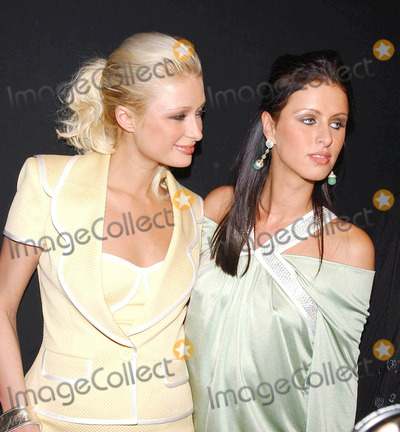 Nicky Hilton, Paris Hilton, The Fall Photo - Photo by: Walter Weissman/starmaxinc.com