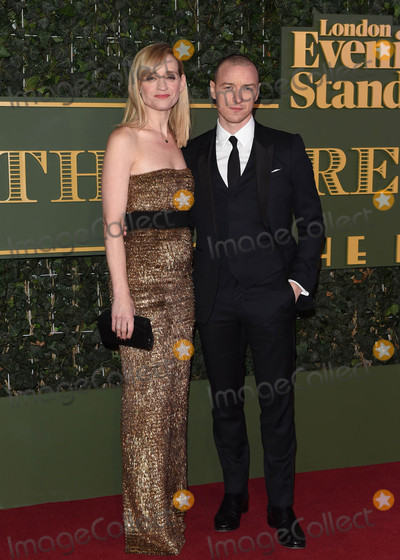 Anne Marie, Anne Marie Duff, Anne-Marie Duff, Ann Marie Photo - Photo by: KGC-03/starmaxinc.comSTAR MAXCopyright 2015ALL RIGHTS RESERVEDTelephone/Fax: (212) 995-119611/22/15Anne-Marie Duff amd James McAvoy at the London Evening Standard Theatre Awards.(London, England, UK)