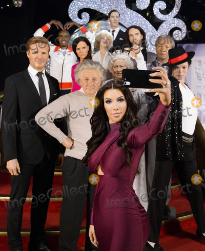 Albert Einstein, Benedict Cumberbatch, David Beckham, Elizabeth II, Kim Kardashian, Marilyn Monroe, Michael Jackson, Mo Farah, Nelson Mandela, Queen, Queen Elizabeth, Queen Elizabeth II, Queen Elizabeth\, Russell Brand, Victoria Beckham Photo - Photo by: KGC-173/starmaxinc.com
