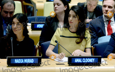 The Unit, Amal Clooney Photo - Photo by: Dennis Van Tine/starmaxinc.comSTAR MAX2017ALL RIGHTS RESERVEDTelephone/Fax: (212) 995-11963/9/17Amal Clooney is seen at The United Nations Headquarters in New York City.