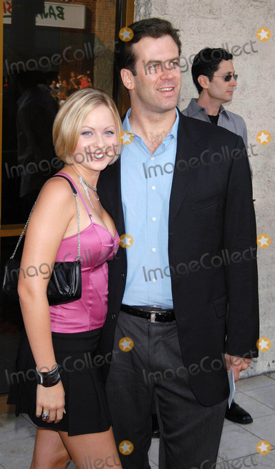 """Alex Michel, The Bachelors Photo - Photo by: Tom Lau/Loud & Clear MediaSTAR MAX, Inc. - copyright 2003. 7/27/03Alex Michel (the first """"The Bachelor"""") & his date, Courtney at the World Premiere of """"Gigli"""" from Columbia Pictures.(Westwood, CA)"""