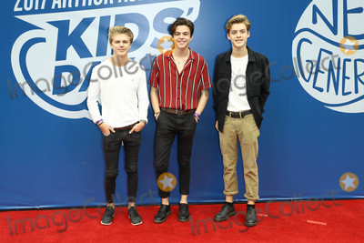 Arthur Ash, ASH, George Smith, Queen, Blake Richardson, Reece Bibby Photo - Photo by: John Nacion/starmaxinc.com