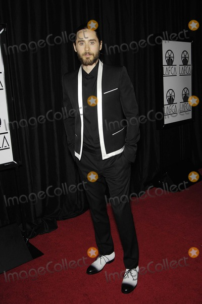 Jared Leto Photo - Jared Leto during the 39th Annual Los Angeles Film Critics Association Awards, held at the Hotel InterContinential, on January 11, 2014, in Century City, Los Angeles.