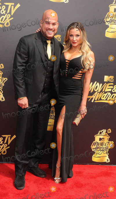Amber Nicole, Nicole Miller, Tito Ortiz Photo - Photo by: Galaxy/starmaxinc.comSTAR MAX2017ALL RIGHTS RESERVEDTelephone/Fax: (212) 995-11965/7/17Tito Ortiz and Amber Nicole Miller at The 2017 MTV Movie And TV Awards in Los Angeles, CA.