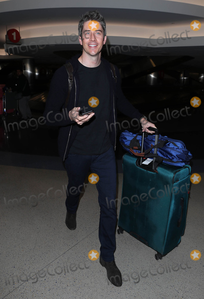 Arie Luyendyk Photo - Photo by: SMXRF/starmaxinc.comSTAR MAX2018ALL RIGHTS RESERVEDTelephone/Fax: (212) 995-11962/22/18Arie Luyendyk Jr. is seen at LAX Airport in Los Angeles, CA.