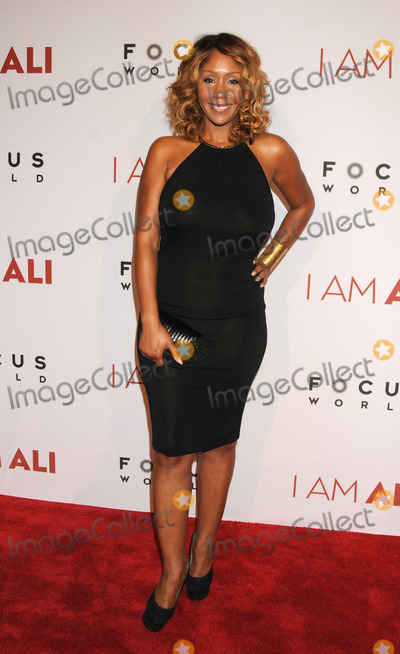 Aisha Morris, Ali Farka Touré Photo - Photo by: Galaxy/starmaxinc.comSTAR MAX2014ALL RIGHTS RESERVEDTelephone/Fax: (212) 995-119610/9/14Aisha Morris at the 'I am Ali' Premiere held at  ArcLight Cinema, Hollywood.(CA)