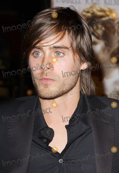 """Jared Leto Photo - Photo by: Lee Roth/starmaxinc.com2004. 11/16/04Jared Leto at the world premiere of """"Alexander"""".(Hollywood, CA)"""