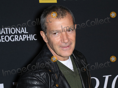 """Antonio Banderas, Picasso, The National Photo - Photo by: John Nacion/starmaxinc.comSTAR MAXCopyright 2018ALL RIGHTS RESERVEDTelephone/Fax: (212) 995-11964/19/18Antonio Banderas at the National Geographic unveiling of the """"Genius: Picasso"""" Studio Experience - an interactive installation designed to inspire people to create their own masterpieces at 100 Avenue Of The Americas in New York City.(NYC)"""