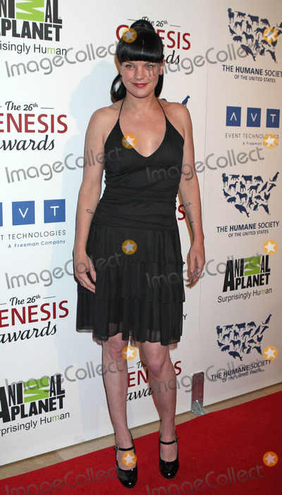 Humane Society, Pauley Perrette, Genesis Photo - Photo by: RE/Westcom/starmaxinc.com