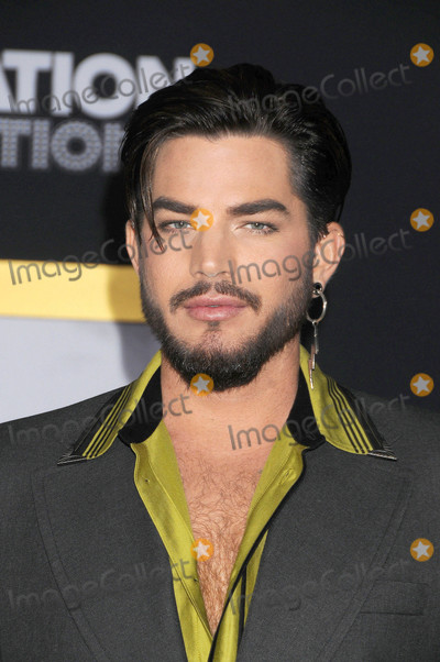 """Adam Lambert Photo - Photo by: Galaxy/starmaxinc.comSTAR MAX2018ALL RIGHTS RESERVEDTelephone/Fax: (212) 995-11969/24/18Adam Lambert at the premiere of """"A Star is Born"""" in Los Angeles, CA."""