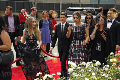 Ben Savage, Rowan Blanchard, Sabrina Carpenter, August Maturo, Peyton Meyer, Corey Fogelmanis Photo - Photo by: RE/Westcom/starmaxinc.comSTAR MAX2015ALL RIGHTS RESERVEDTelephone/Fax: (212) 995-11969/12/15Ben Savage, August Maturo, Rowan Blanchard, Peyton Meyer, Sabrina Carpenter and Corey Fogelmanis at The 2015 Creative Arts Emmy Awards.(Los Angeles, CA)