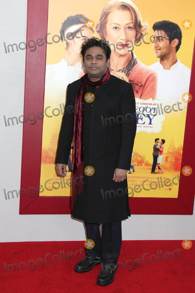 A.R. Rahman, AR Rahman, Journey Photo - Photo by: HQB/starmaxinc.com