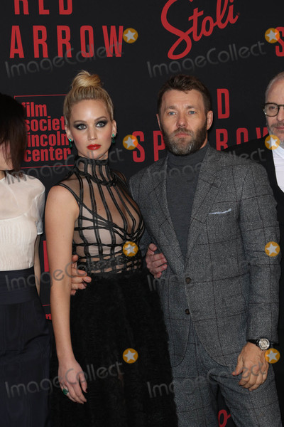 Jennifer Lawrence, Joel Edgerton Photo - Photo by: John Nacion/starmaxinc.com