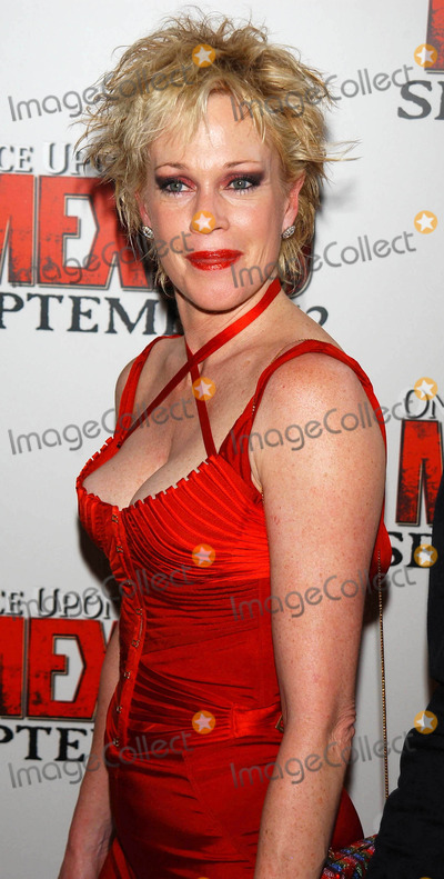 """Melanie Griffith, Melanie Griffiths Photo - Photo by: Walter WeissmanSTAR MAX, Inc. - copyright 2003. 9/7/03Melanie Griffith at the Premiere of """"Once Upon A TIme In Mexico"""".(NYC)"""