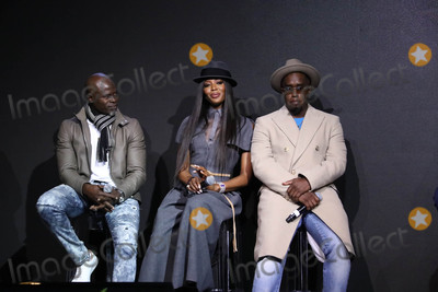 "Diddy, Diddy Combs, Naomi Campbell, Sean ""Diddy"" Combs, Sean 'Diddy' Combs, Sean Diddy Combs, Tim Walker, ""Diddy"" Combs Photo - Photo by: John Nacion/starmaxinc.com