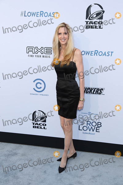 Ann Coulter, ANNE COULTER Photo - Photo by: JMA/starmaxinc.comSTAR MAX2016ALL RIGHTS RESERVEDTelephone/Fax: (212) 995-11968/27/16Ann Coulter at a Comedy Central Roast.(Los Angeles, CA)