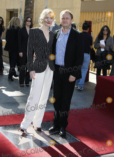 Andrew Upton, Cate Blanchett, CATE BLANCHETTE Photo - Photo by: NPX/starmaxinc.com2008. 12/5/08Cate Blanchett, with her husband Andrew Upton, receives her star on the Hollywood Walk of Fame.(Hollywood, CA)***Not for syndication in France!***