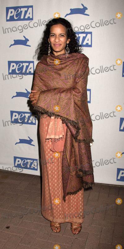 Anoushka Shankar Photo - Photo by: RE/Westcom/starmaxinc.com2005. 9/10/05Anoushka Shankar at PETA's 25th Anniversary Gala and Humanitarian Awards.(Los Angeles, CA)