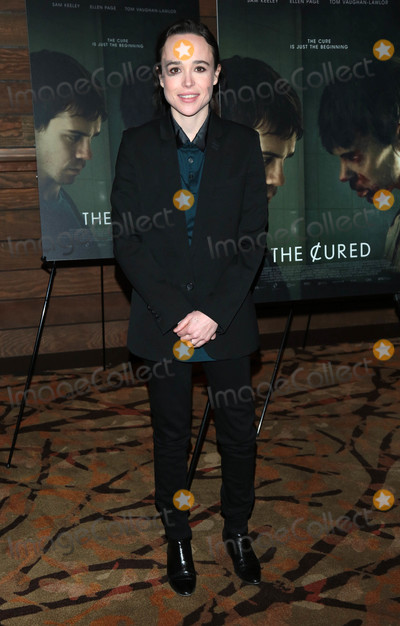 Ellen Page, The Cure Photo - Photo by: gotpap/starmaxinc.comSTAR MAX2018ALL RIGHTS RESERVEDTelephone/Fax: (212) 995-11962/20/18Ellen Page at the premiere of 'The Cured' in Los Angeles, CA.