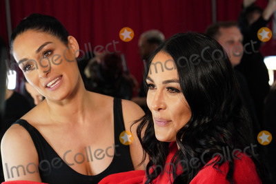 Brie Bella, Nikki Bella Photo - Photo by: zz/John Nacion/starmaxinc.com