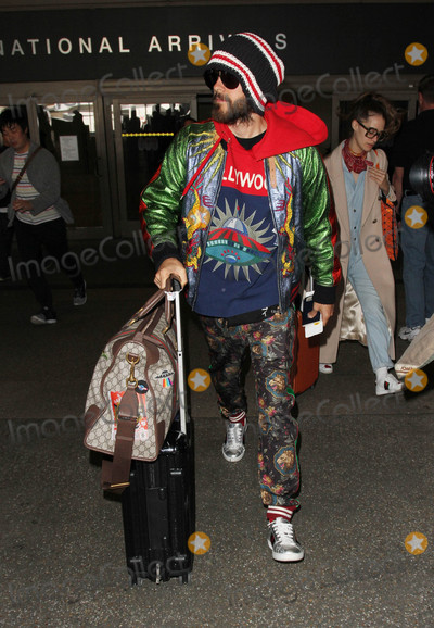 Jared Leto Photo - Photo by: gotpap/starmaxinc.comSTAR MAX2017ALL RIGHTS RESERVEDTelephone/Fax: (212) 995-11962/23/17Jared Leto is seen at LAX Airport in Los Angeles, CA.