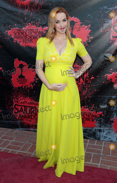 Annie Wersching, (+44), +44, Saturn Awards Photo - Photo by: zz/gotpap/starmaxinc.com