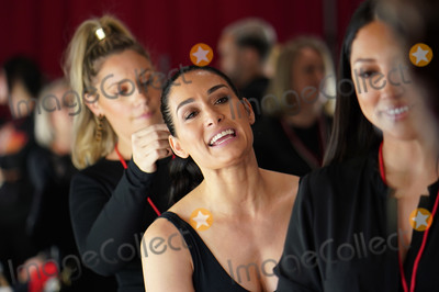 Brie Bella Photo - Photo by: zz/John Nacion/starmaxinc.comSTAR MAXCopyright 2019ALL RIGHTS RESERVEDTelephone/Fax: (212) 995-11962/7/19Brie Bella backstage at The American Heart Association's Go Red For Women Red Dress Collection Fashion Show during New York Fashion Week in New York City.(NYC)