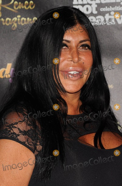 "Renee Graziano Photo - August 23, 2013 - New York, NY - Angela ""Big Ang"" Raiola