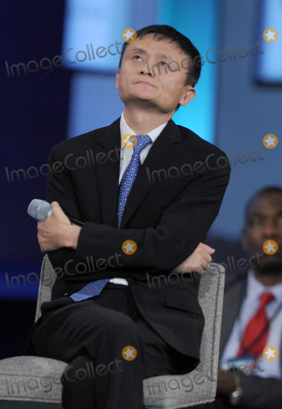 JACK MA, THE CLINTONS, Jackée Photo - Photo by: Dennis Van Tine/starmaxinc.com